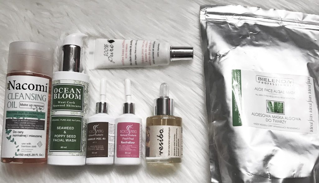 !0 Step Skincare routine with All things 7